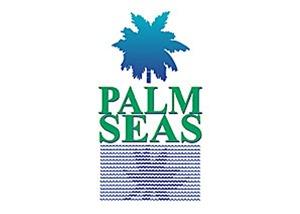 Palm Seas Brand Logo