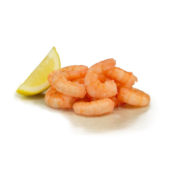 Cooked and Peeled Prawns