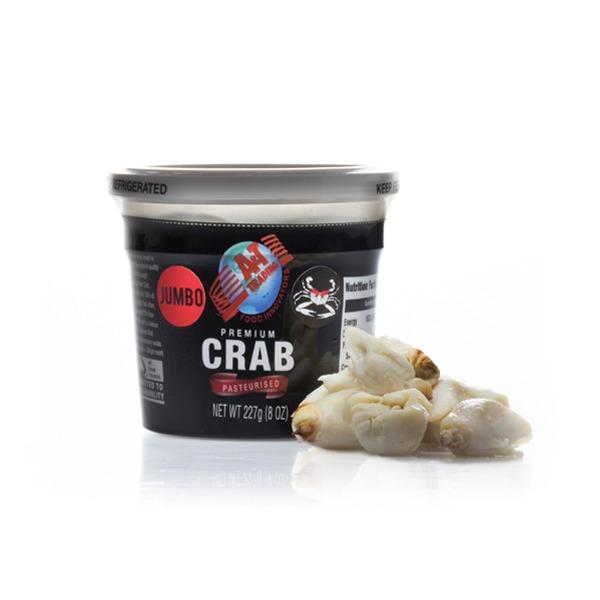 Jumbo Crab Meat 227g