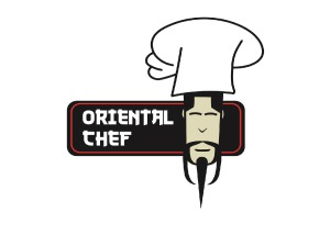 Oriental Chef Logo About Us