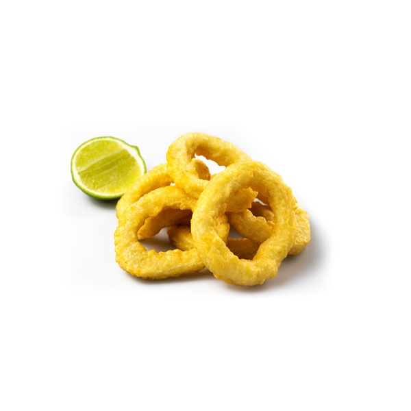 Jumbo Tempura Squid Rings