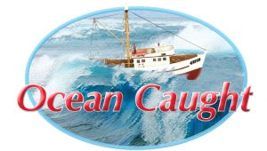Ocean Caught Logo
