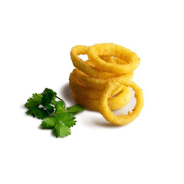 Panko Onion Rings